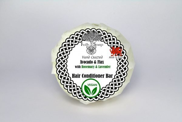Folk Soap Solid Conditioner with Rosemary and Lavender